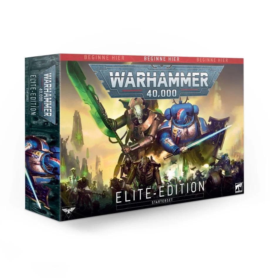Warhammer 40K Elite-Edition Starterset