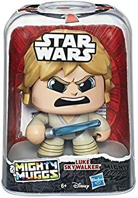 [Amazon Prime][Sammeldeal] Hasbro Star Wars Mighty Muggs, Luke E2173