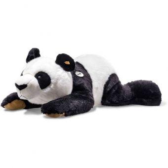 [colludo.de] Steiff 060342 Ping Panda, Plüsch, 85 cm, schwarz/weiss