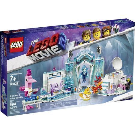 70837 The LEGO® MOVIE Schimmerndes Glitzer-Spa! [SMDV]