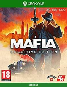 Mafia: Definitive Edition (Xbox One & PS4) [Amazon.co.uk]