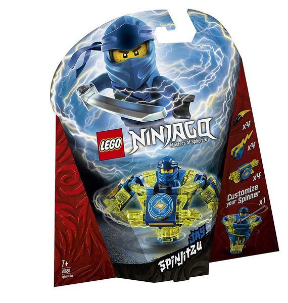 (lokal) LEGO® NINJAGO 70660 - Spinjitzu Jay