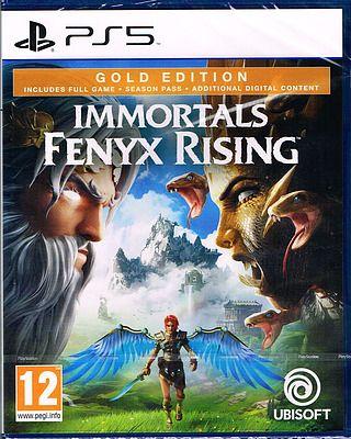 Immortals Fenyx Rising PS5 Gold Edt.