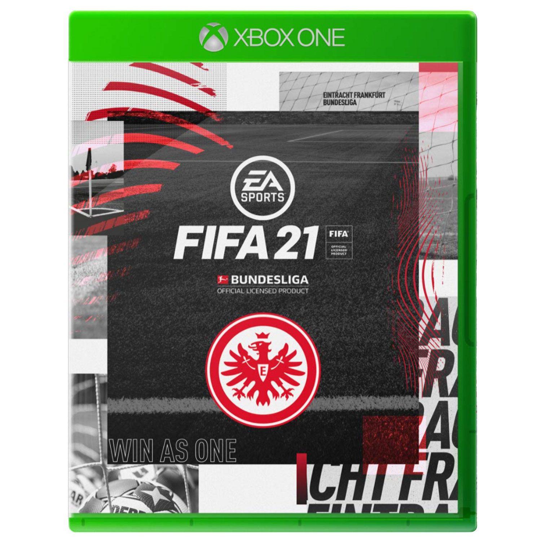 Fifa 21 Xbox Eintracht Frankfurt Edition SGE