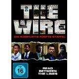 The Wire - Die komplette fünfte Staffel [4 DVDs]