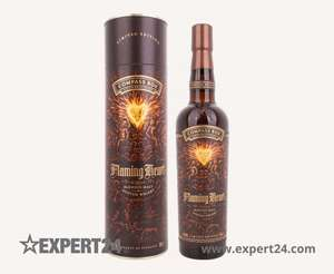 Compass Box Flaming Heart Blended Malt 6th Limited Edition 2018 48,9%