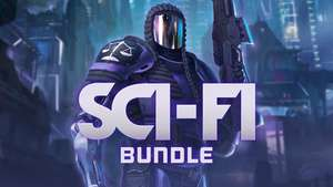 Sci-fi Bundle (7 Steam-Spiele, u.a. Starward Rogue, Redirection, JYDGE, ROOT)