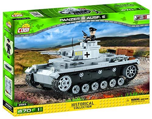 [Klemmbausteine] COBI Panzerkampfwagen III Ausführung E