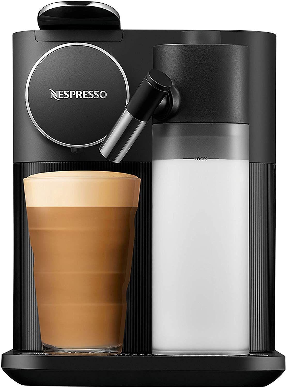 De'Longhi Nespresso Gran Lattissima EN650.B Kapselmaschine, Kaffeemaschine mit Milchaufschäumer, für 6 Kaffee-Milchgetränke per Fingertip