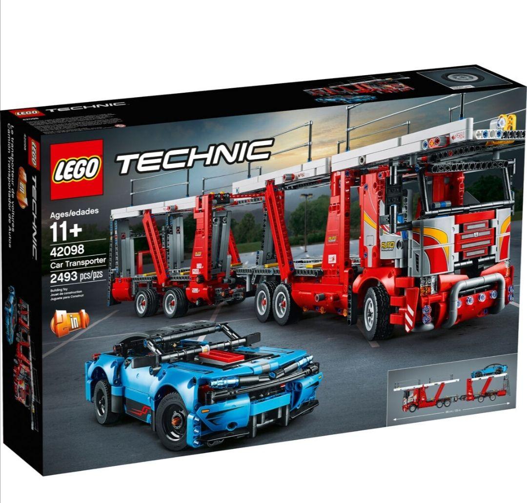Lego Technic Autotransporter 42098 EOL