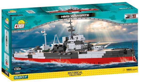 Cobi [Klemmbausteine] HMS Warspite (4820)