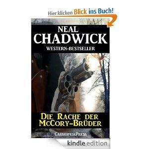 [Amazon Kindle Edition] Gratisbuch: Die Rache der McCory-Brüder (Western)