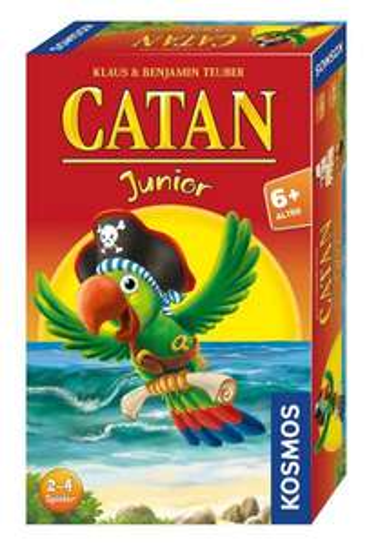 Catan Junior Mitbringspiel [Thalia KultClub]