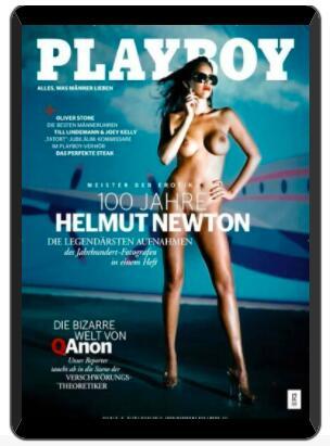 Playboy Abo (12 ePaper Ausgaben) für 1,95 €// Keine Kündigung notwendig: das Abo endet automatisch