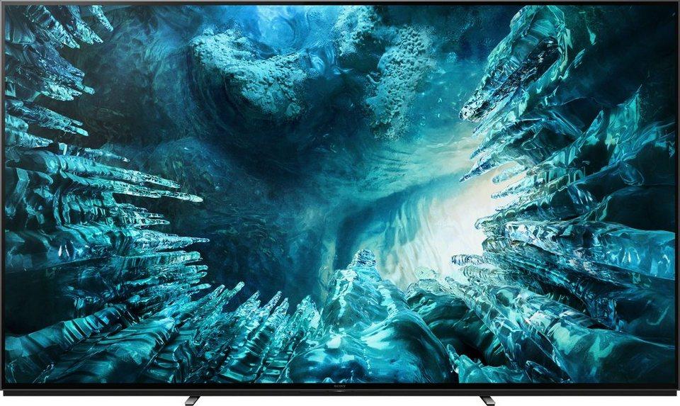 """Sony KD-75ZH8 189 cm (75"""") LCD-TV 8k Full Array 2.000 cd/m2"""