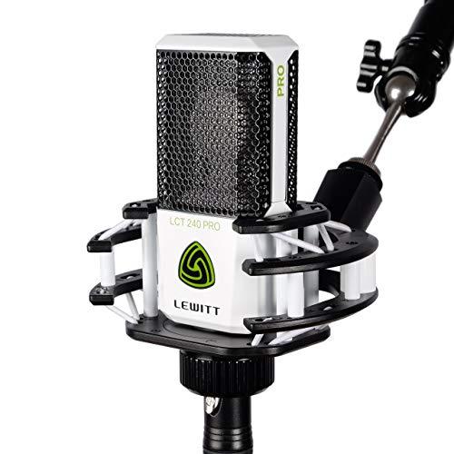 LEWITT LCT 240 PRO WHITE Nierenkondensator-Mikrofon (Amazon Prime)