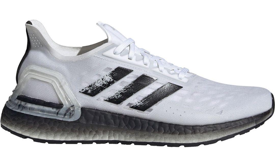 adidas Ultraboost PB Laufschuhe Frauen, Farbe White/ Black/ Grey, nur wenige Gr.
