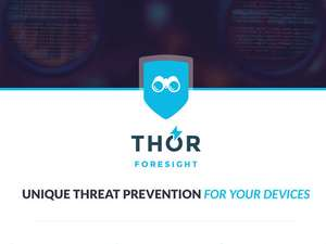 [StackSocial] Heimdal Thor Foresight Home (LTL) oder Heimdal Thor Premium: All-in-One Security Suite für 2/3/5 Jahre