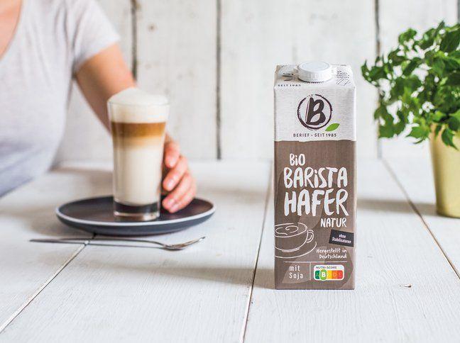 [Netto MD] Berief Bio Haferdrink, verschiedene Sorten, vegan, 1 Liter je 1,27€ | Calcium, Barista & Glutenfrei