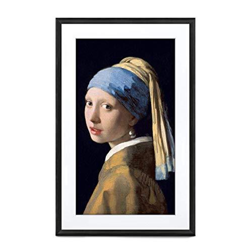 "(amazon FR) MEURAL Canvas II (Netgear) 27"" MC327BL Smart Art Digitale HD-Leinwand 48 x 74 cm (Schwarzer Rahmen, 27 Zoll)"