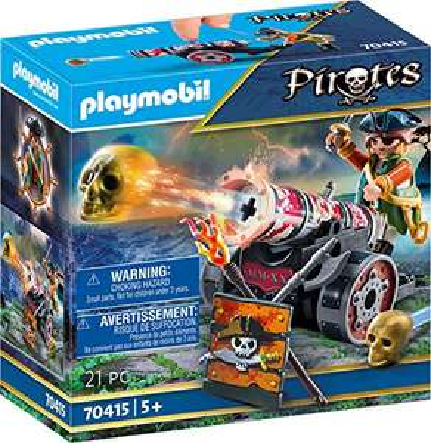 PLAYMOBIL Special Plus 70415 Pirat mit Kanone / Amazon Prime
