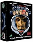 Terrahawks The Complete Series Box mit 10 DVDs unter 12 Euro inkl. Versand @Zavvi