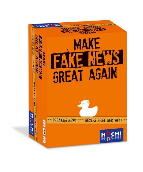 [thalia] Make Fake News Great Again - Huch! Partyspiel