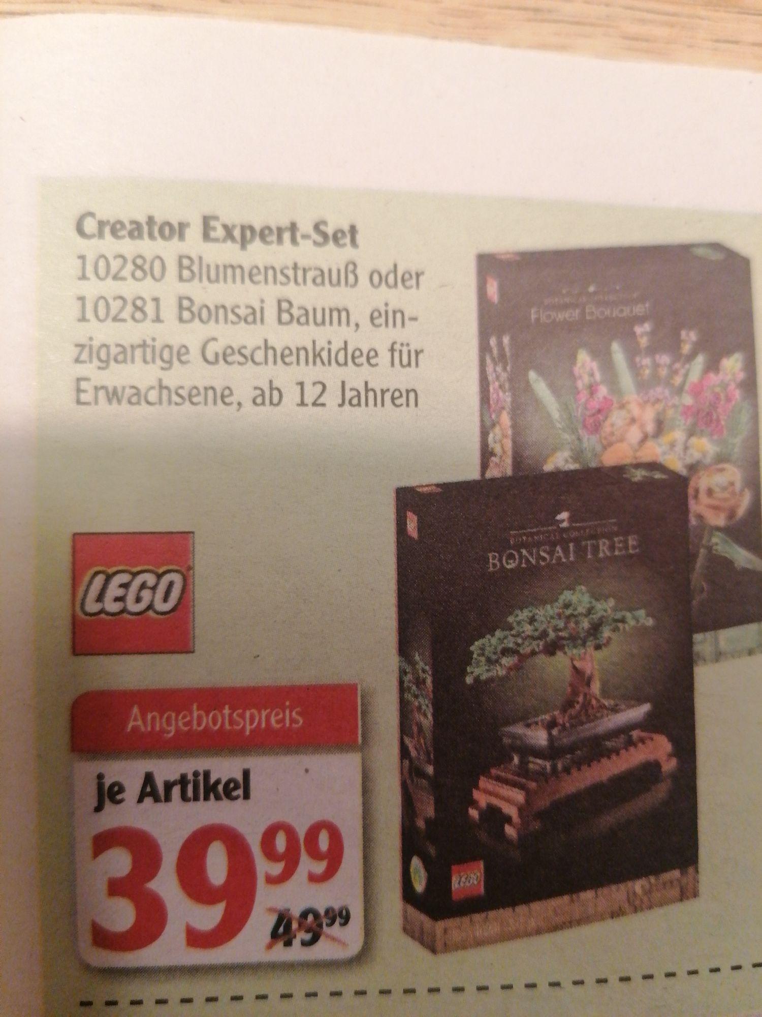 Lego Creator Expert 10280 & 10281