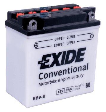 25% auf Motorradbatterien Exide YTX14-BS, Varta YTX5L-BS Yuasa YTX20L-BS uvm.