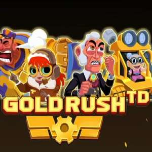 Gold Rush TD (Android & IOS) kostenlos