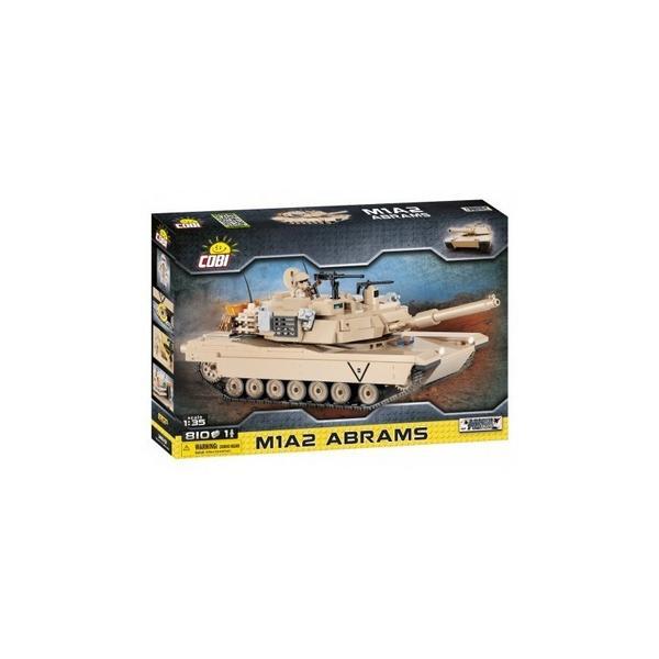 [Klemmbausteine] COBI M1A2 Abrams Panzer (2619) für 26,99 Euro [Thalia Klub]