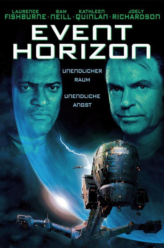 Event Horizon in 4K für 3,99€ als Kauf-Film bei iTunes