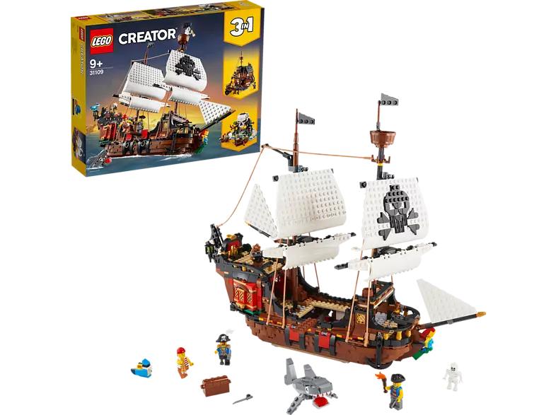 Lego Piratenschiff 31109 bei Saturn