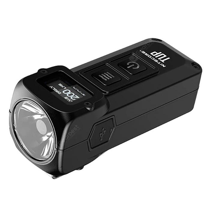 NITECORE TUP Taschenlampe 1000lm EDC für 32,67€