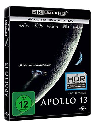 Apollo 13 UHD 4k für 13,59€ (Prime)