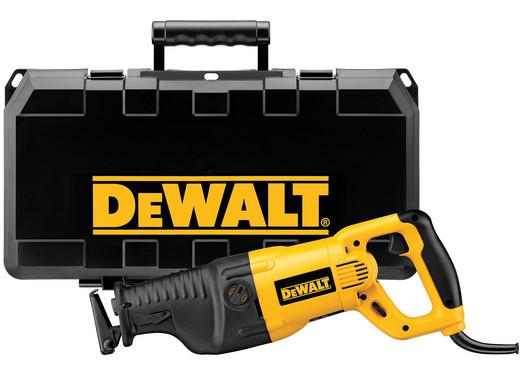 """DeWALT Pendelhub-Säbelsäge """"DW311K-QS"""" (1200 W, Bis zu 300 mm Schnitttiefe, Mit Transportkoffer) [iBOOD]"""