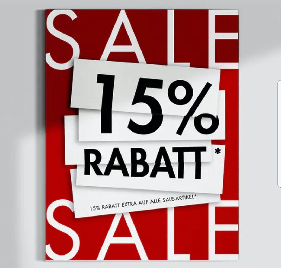 [Seidensticker] 15% Rabatt auf reduzierte Damen und Herren Artikel + kostenloser Versand + 7% Shoop