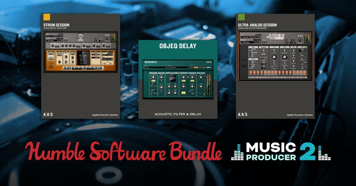 Humble Bundle Music Producer 2