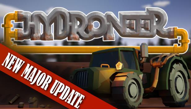 Hydroneer (Steam) - Bergbau-Sandbox zum Bestpreis