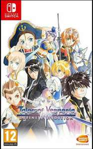 Tales Of Vesperia - Definitive Edition Nintendo Switch