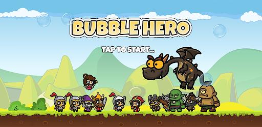 [Google Playstore] Bubble Hero , Freebie