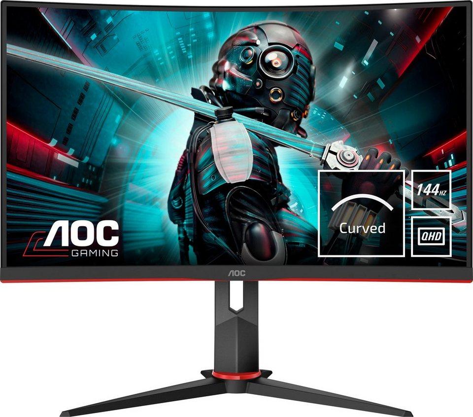 AOC CQ27G2U/BK, 27 Zoll Gaming Monitor