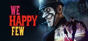WE HAPPY FEW [Steam] für 4,59€ @ Gamebillet