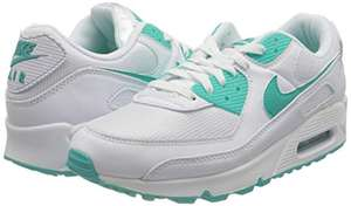 Nike Air Max 90 White/Hyper Jade/Black für 62,95€ bei Amazon & Zalando