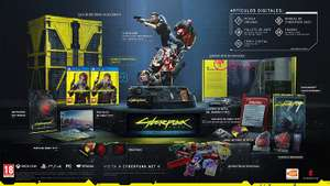 Cyberpunk 2077 - Collector's Edition (PS4) inkl. PS5 Upgrade