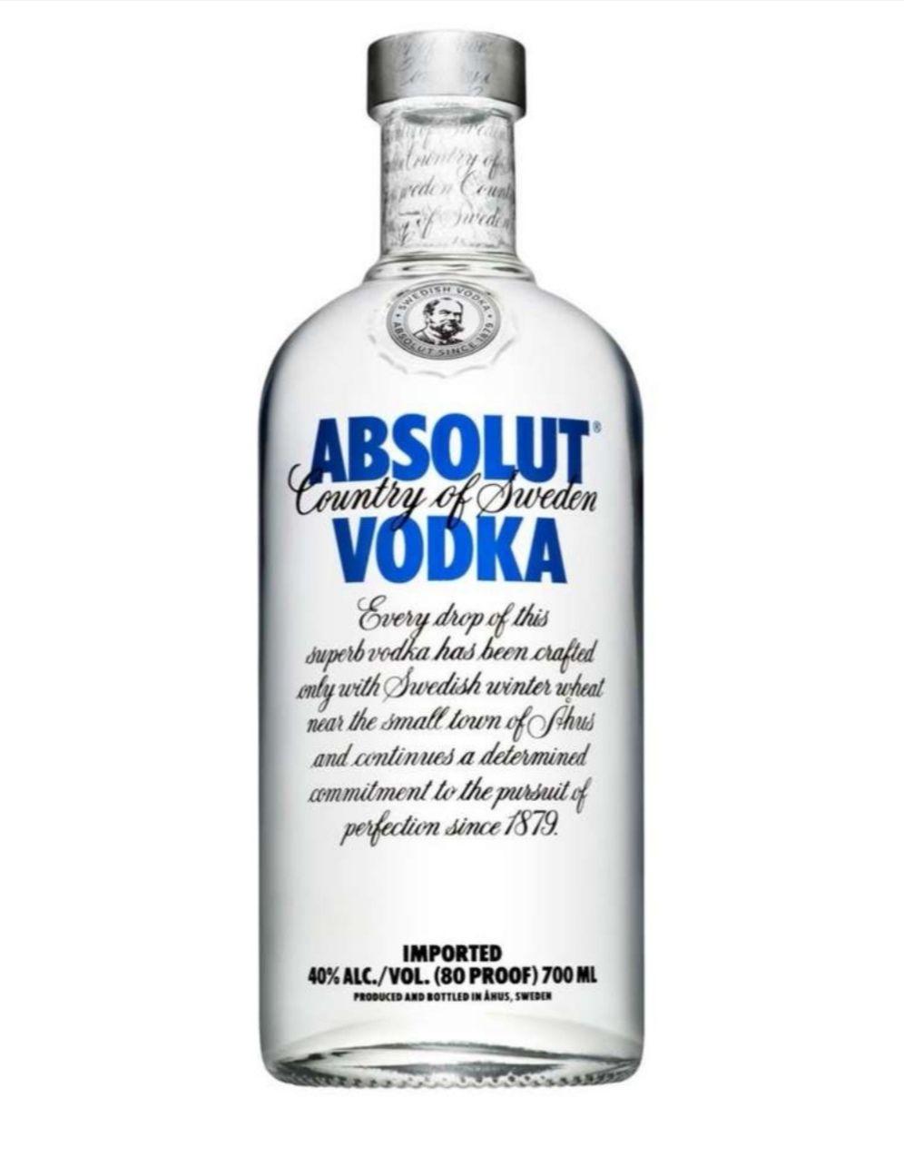 [Netto ohne Hund] Absolut Vodka als Samstagskracher