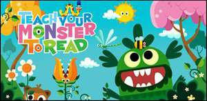 Teach Your Monster to Read: Phonics & Reading Game Android & IOS