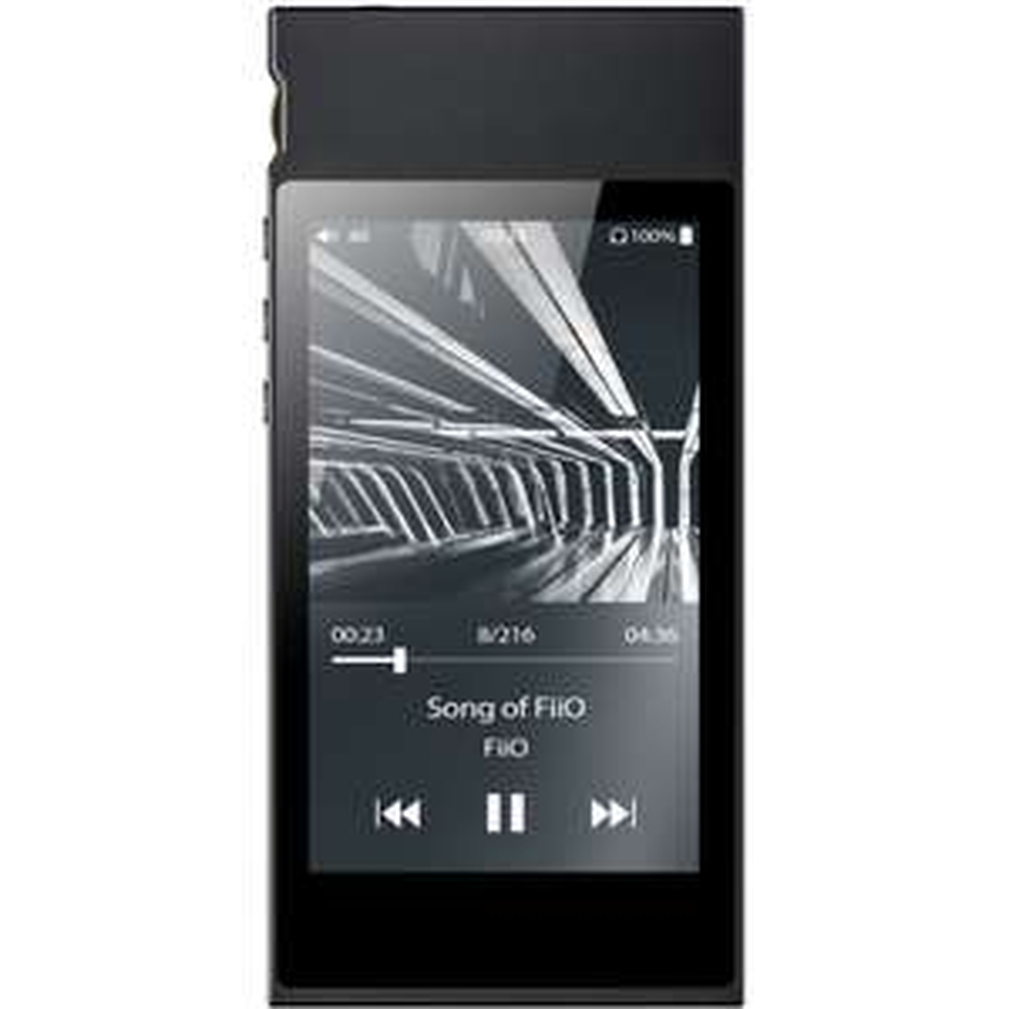 "Fiio M7: Audiophiler Musik-Player (3.2"" Touch Display, High-Res, aptX HD, LDAC, 10Hz - 90kHz)"