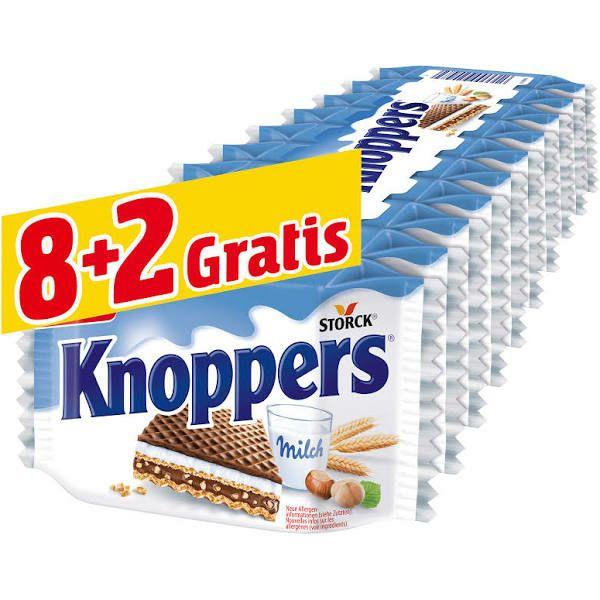 Knoppers 8+2 für 1,29€ [Kaufland]