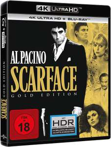 [Amazon Prime] Scarface (1983) - Gold Edition (4K Ultra HD) (+ Blu-ray 2D)